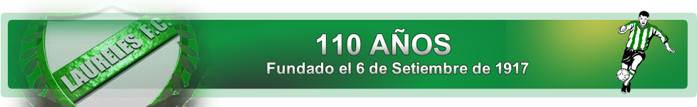 106 Años del Club Laureles